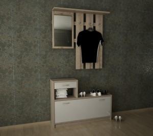 Nowoczesne Garderoby Do Pokoju Przedpokoju Na Wymiar